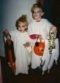 eatsleepwear, halloween, sisters, ghost, costume