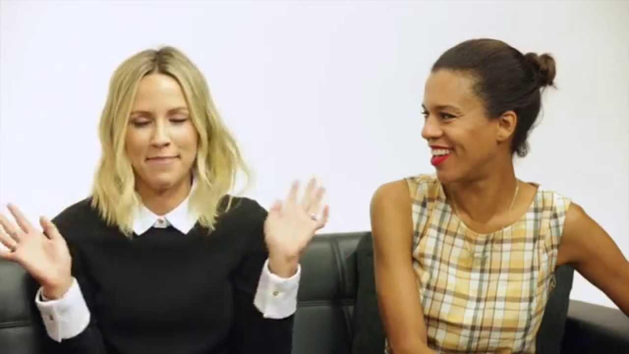 The Zoe Report Talking Nyfw Fashion