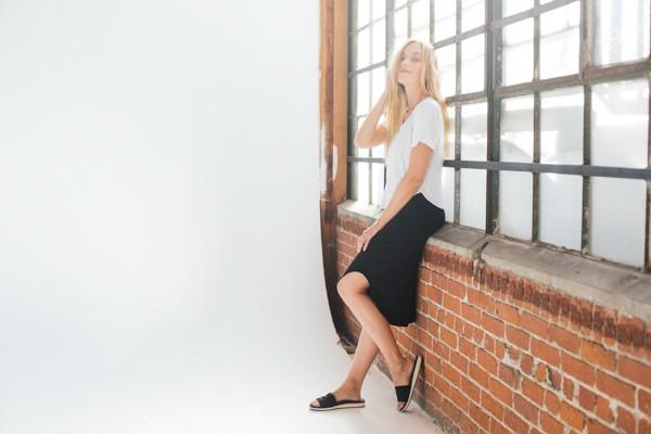 eatsleepwear, Kimberly Pesch, LNA Clothing, Kenneth Cole, Chloe, Celine