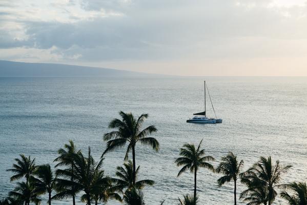 eatsleepwear, hawaii, maui, sunset, kimberly-pesch
