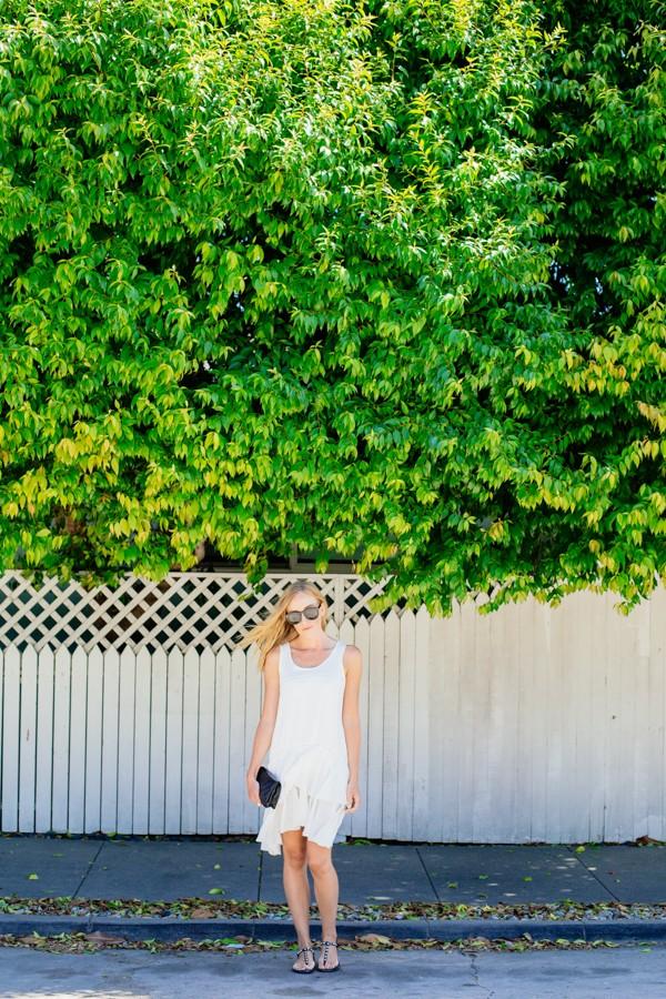 eatsleepwear, Kimberly Pesch, vera moda, venice beach, celine, balenciaga, chanel