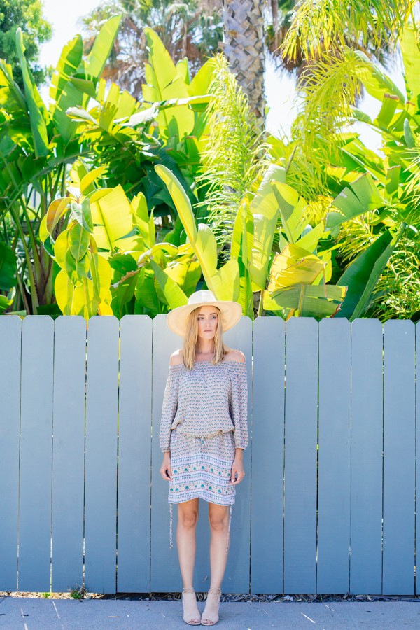 eatsleepwear, kimberly pesch, faithfull the brand, aquazzura, Venice Beach