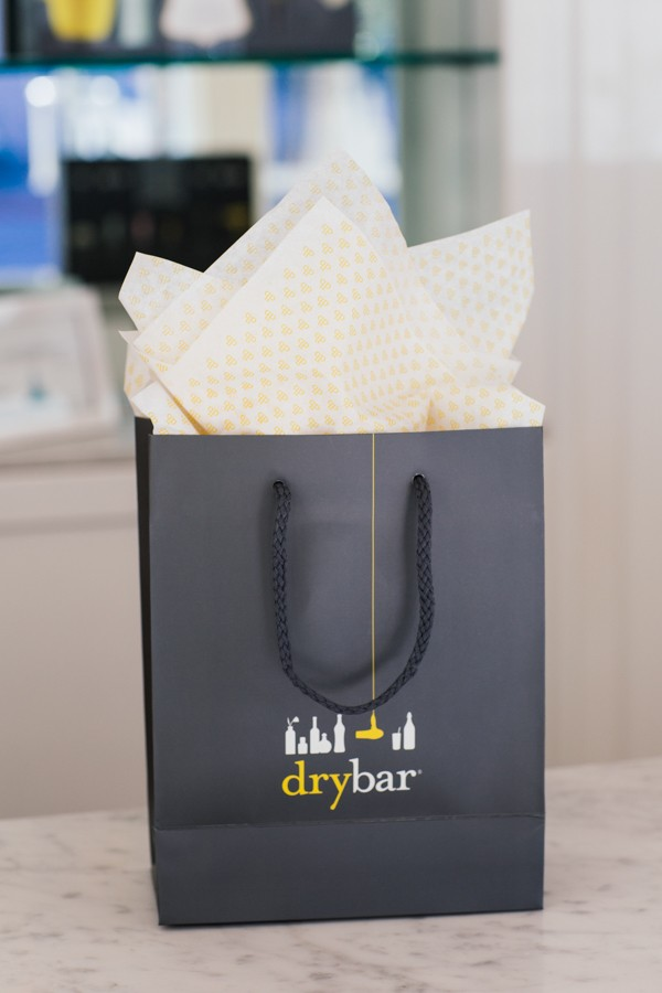 eatsleepwear, kimberly pesch, drybar, giveaway, holidays