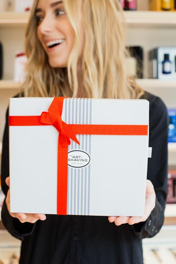 eatsleepwear, The art of shaving, holiday, gifting