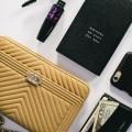 eatsleepwear, kimberly-pesch, AVON, mascara, purse, 1