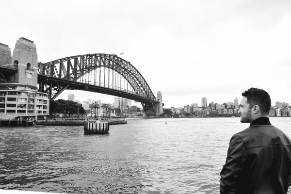 eatsleepwear, kimberly pesch, honeymoon, Sydney, travel, Australia, Circular Quay, Sydney Opera House