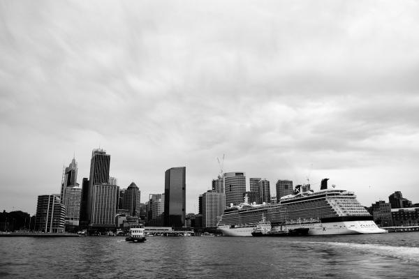 eatsleepwear, kimberly pesch, honeymoon, Sydney, travel, Australia, Circular Quay
