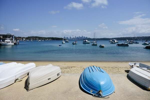 eatsleepwear, kimberly pesch, honeymoon, Sydney, travel, Australia, Watsons Bay