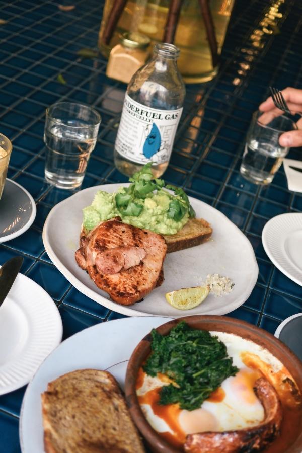 eatsleepwear, kimberly pesch, honeymoon, Sydney, travel, Australia, Reuben Hills