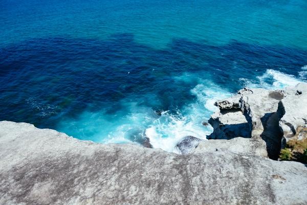 eatsleepwear, kimberly pesch, honeymoon, Sydney, travel, Australia, bondi beach