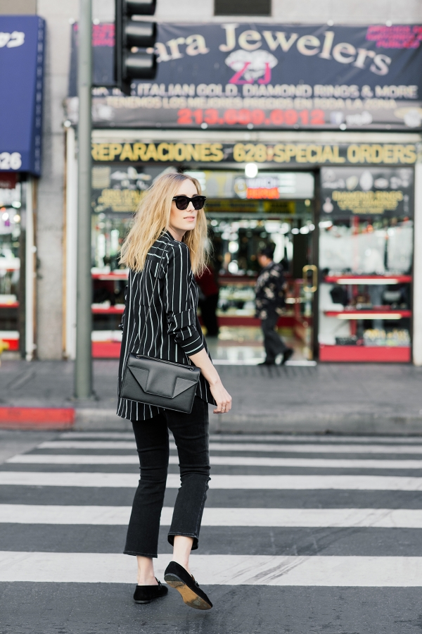 Eatsleepwear, Kimberly Pesch, DTLA, Jbrand, Isabel Marant, Saint Laurent, Celine