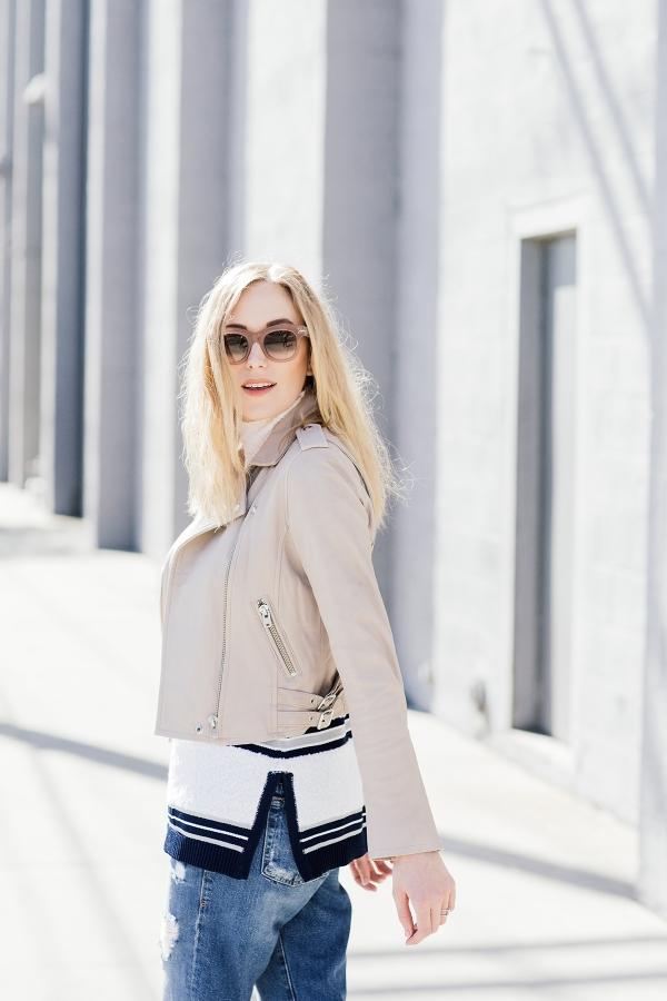 eatsleepwear, Kimberly Pesch, IRO, Frame Denim, Manolo Blahnik