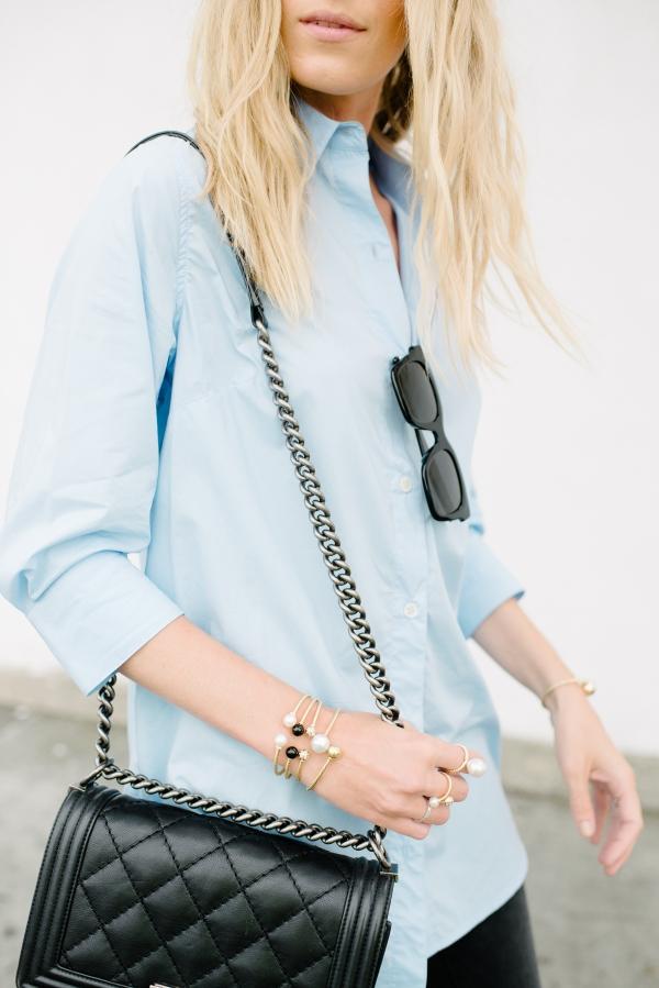 eatsleepwear, David Yurman, Kimberly Lapides, Frame Denim, Celine, Chanel