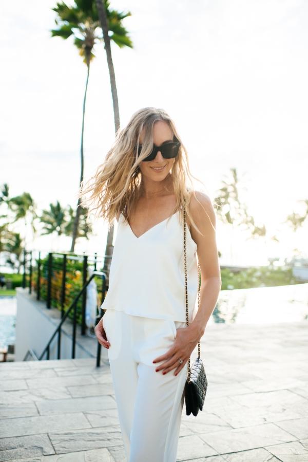 eatsleepwear, Kimberly Lapides, Maui, Hawaii, Hotel Wailea, Parker, Chanel, Celine