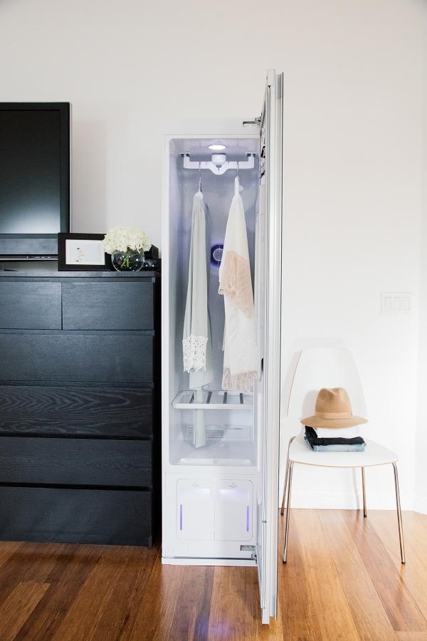 LG Styler, Eatsleepwear, Kimberly Lapides, home