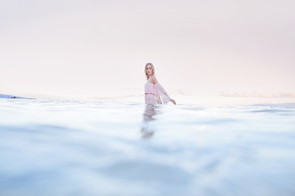 eatsleepwear, Love And Water, Maui, Hawaii, Ocean, Kimberly Lapides