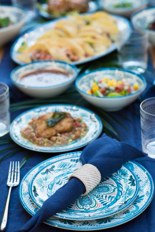 eatsleepwear, kimberly lapides, Home, William Sonoma, William Sonoma Home, Outdoor Entertaining, Dining, Summer, Mexican Alfresco, Tacos, backyard