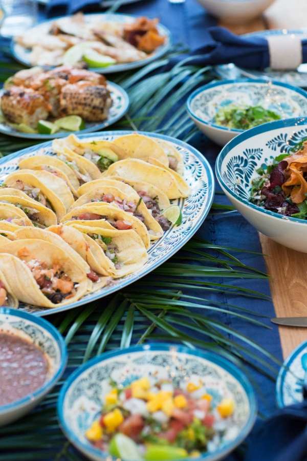 eatsleepwear, Kimberly Lapides, Outdoor Dining, Entertaning, Mexican, Williams-Sonoma, Williams-Sonoma Home