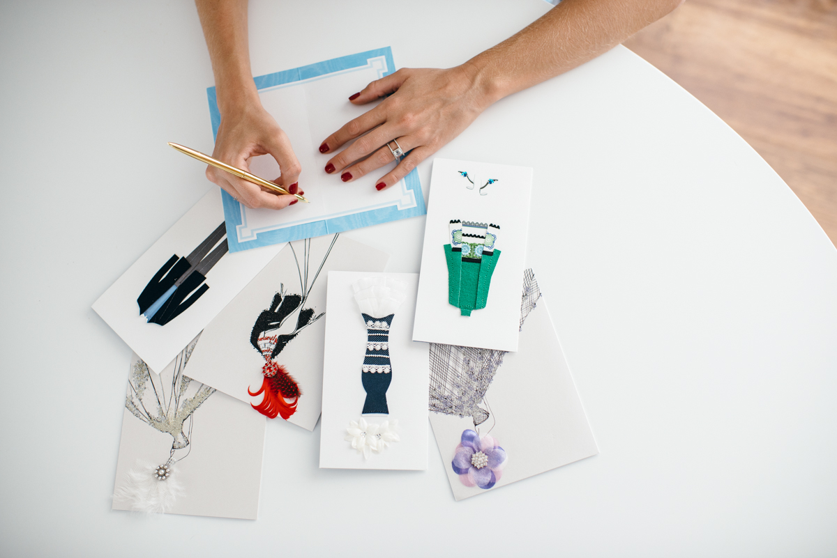 eatsleepwear, home, kimberly lapides, papyrus, stationary