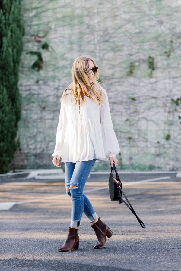eatsleepwear, outfit, kimberly lapides, clarks