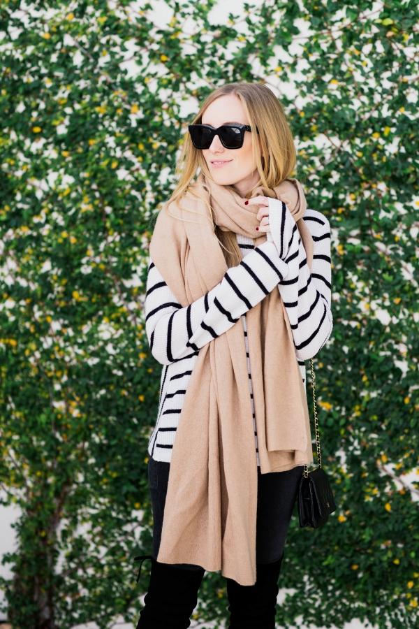 eatsleepwear, Kimberly Lapides, ALC, Frame, Stuart Weitzman, Celine, Chanel