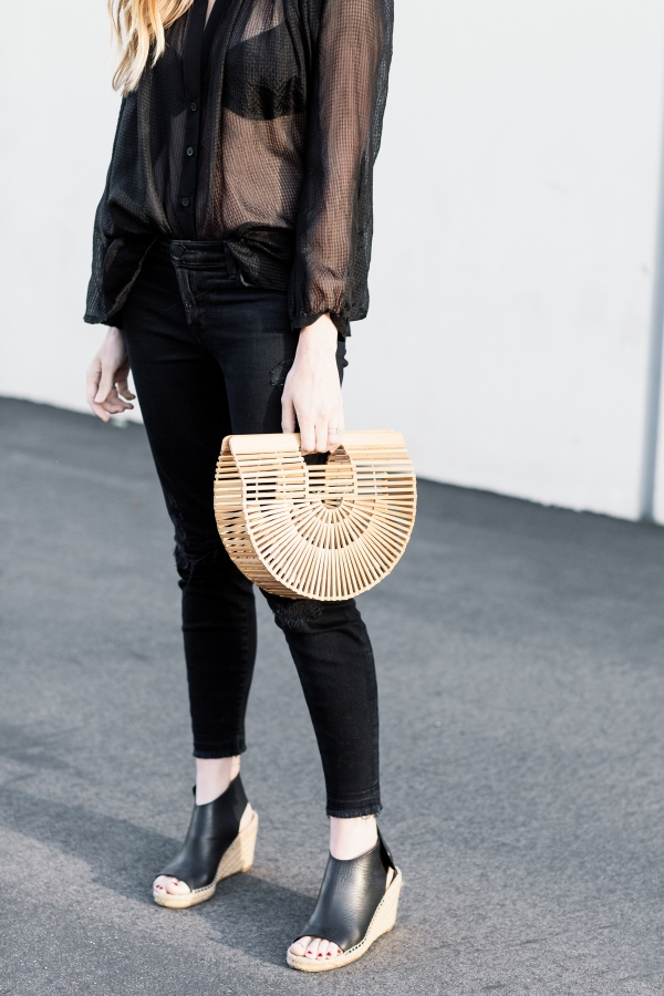 eatsleepwear, Kimberly Lapides, outfit, heidi merrick, celine, cult gaia