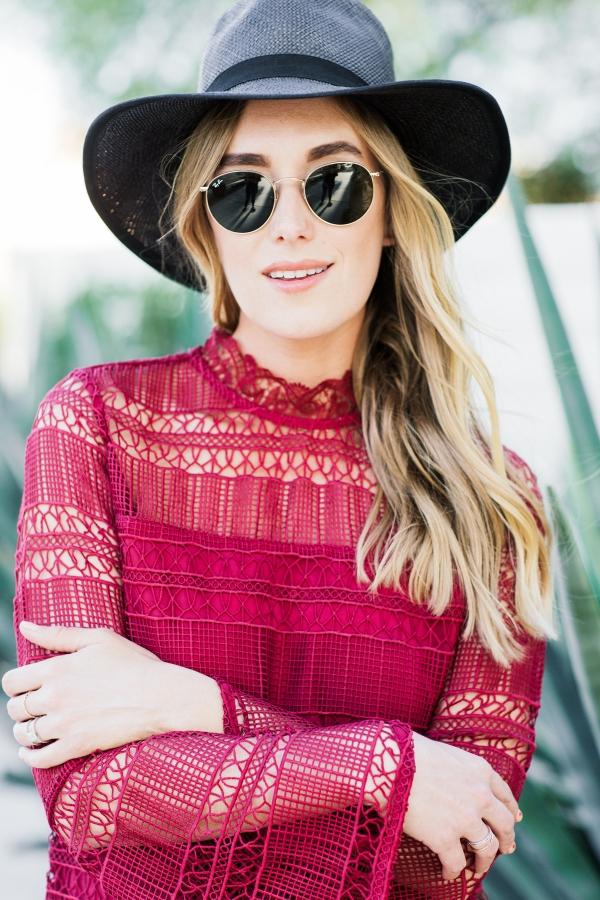 eatsleepwear, Kimberly Lapides, outfit, tularosa, glady tamez, modern vice, rayban