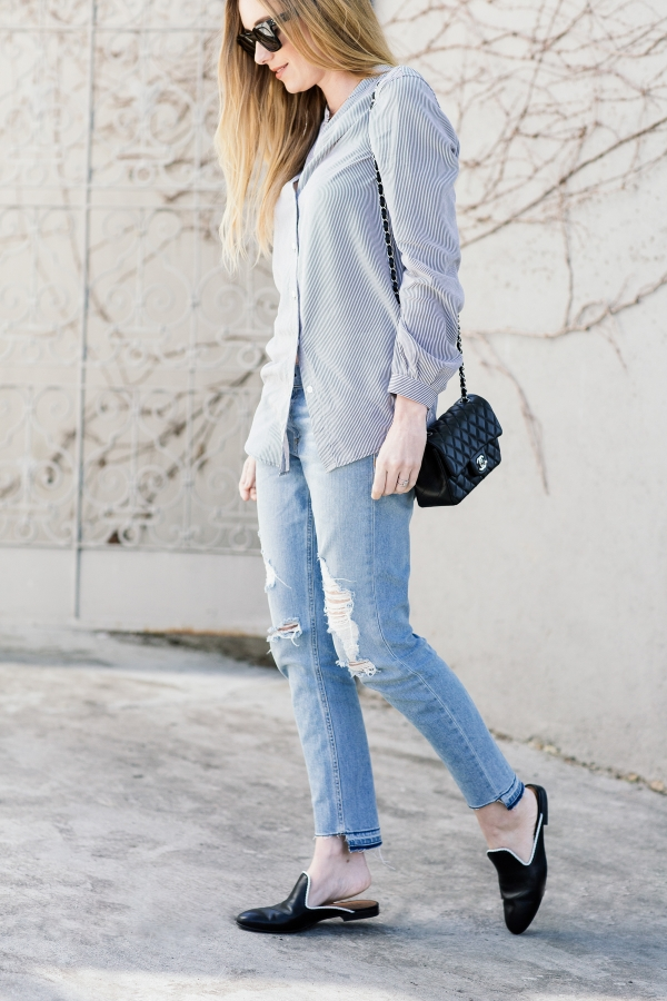 eatsleepwear, Kimberly Lapides, outfit, chanel, equipment, rag and bone, aquatalia, celine