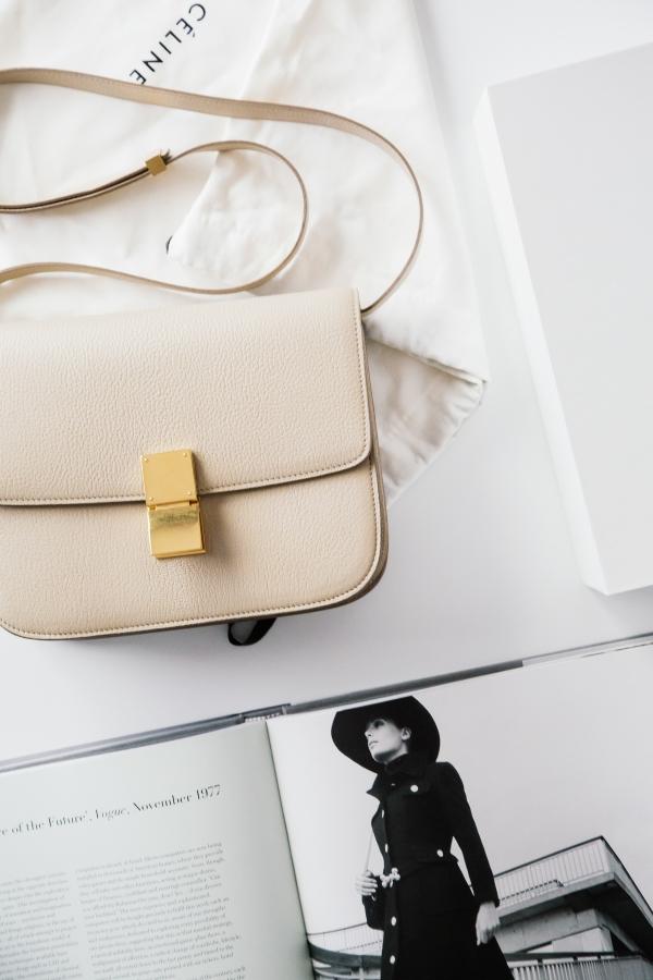eatsleepwear, Kimberly Lapides, eBay, Celine