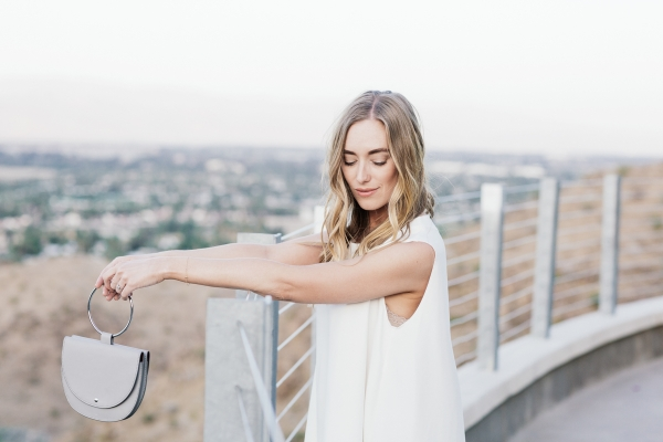eatsleepwear, Kimberly Lapides, outfit, travel, rancho mirage, palm springs, IRO, marc fisher, theory