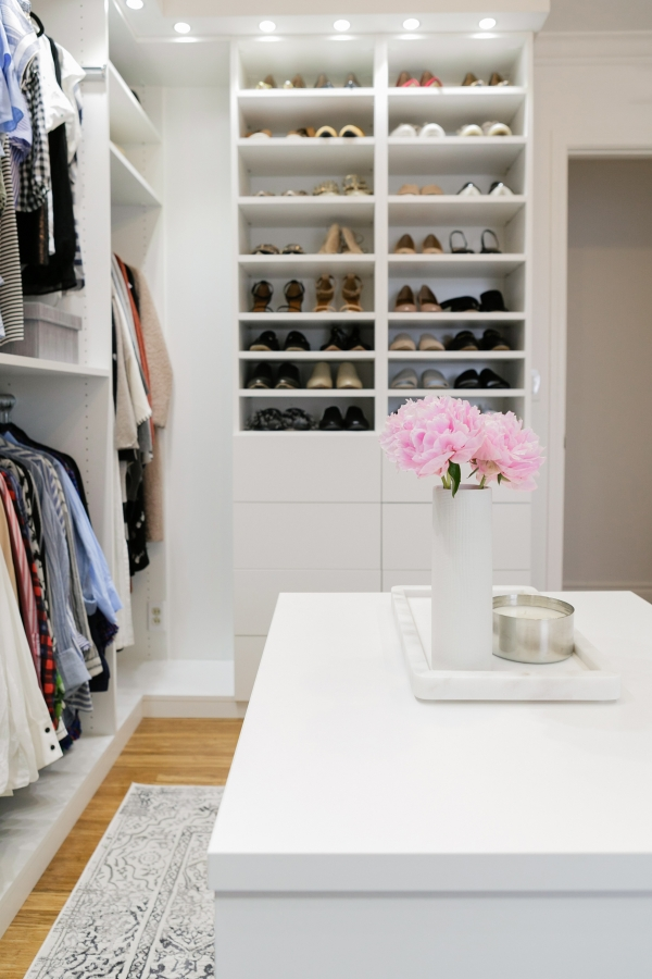 eatsleepwear, Kimberly Lapides, HOME, Closet, California Closets, ParkStudio