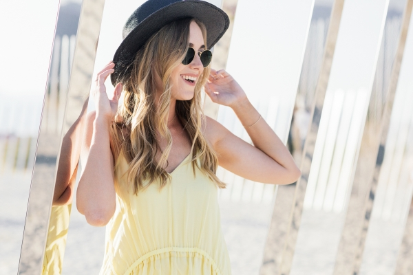 eatsleepwear, Kimberly Lapides, OUTFIT, Elizabeth And James, Glady Tamez, ray-ban, modern vice, palm springs, desert X