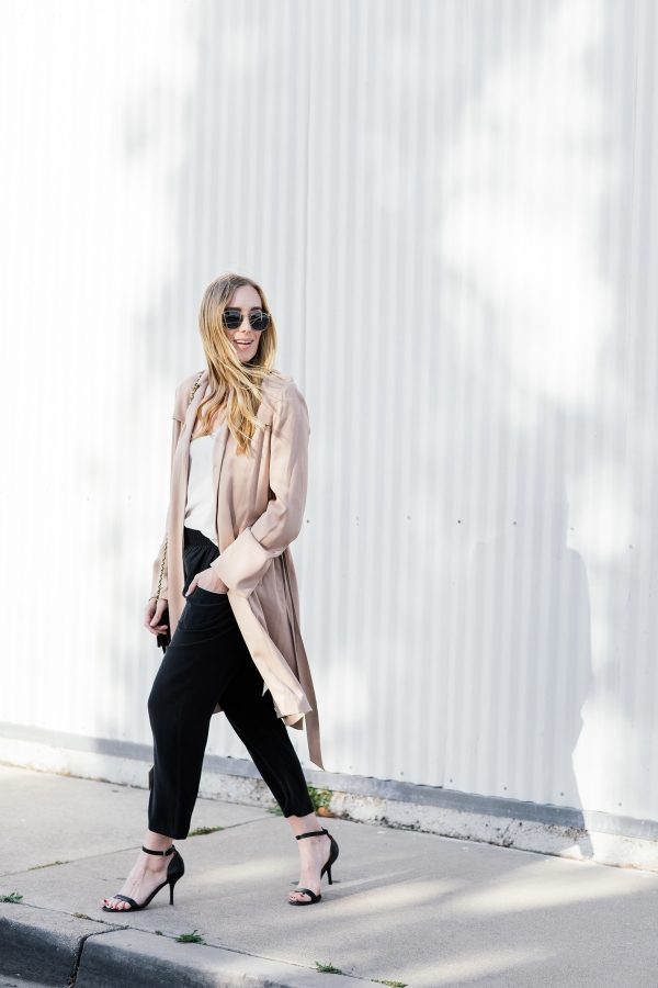 eatsleepwear, Kimberly Lapides, OUTFIT, Lagence, Chanel, Givenchy, Garrett Leight