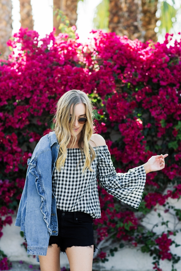 eatsleepwear, Kimberly Lapides, outfit, WhoWhatWear, Target, Rag And Bone, Ray-ban, Modern Vice