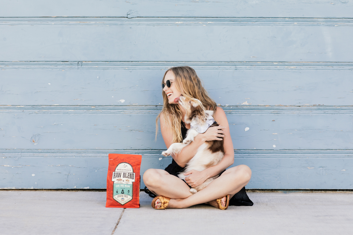 eatsleepwear, Kimberly Lapides, LOLA, Stella And Chewys, Dog Food