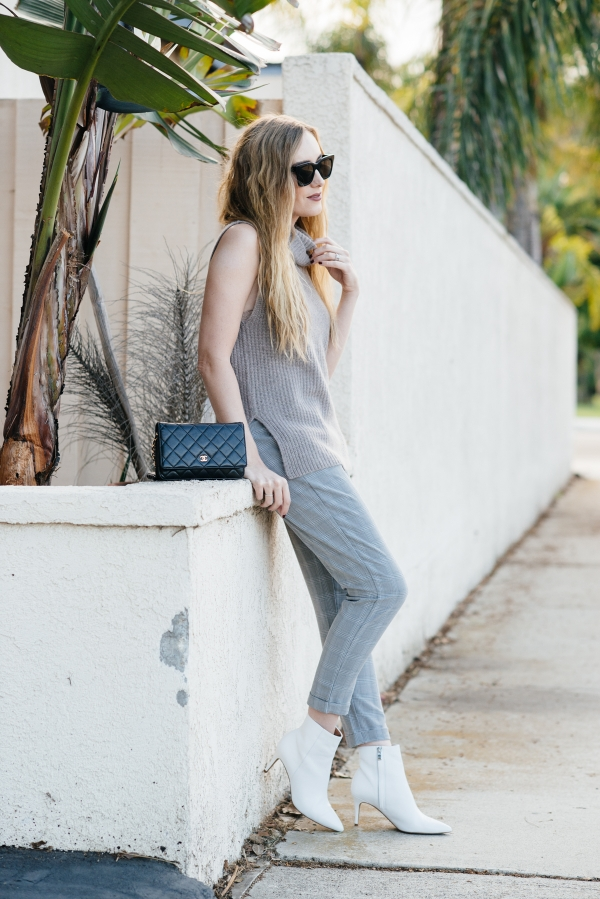 eatsleepwear, Kimberly Lapides, OUTFIT, Naked Cashmere, NastyGal, Nordstrom, Chanel, Celine