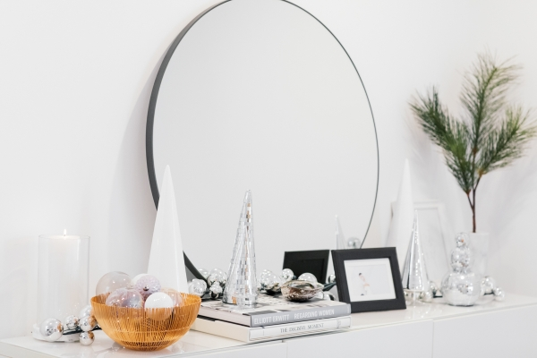 eatsleepwear, Kimberly Lapides, HOME, Holidays, Decor, CB2