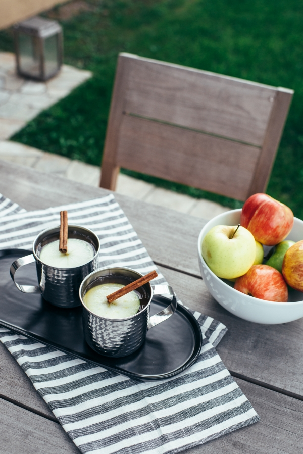eatsleepwear, Kimberly Lapides, HOME, Recipe, Cocktail, Spiked Apple Cider Punch