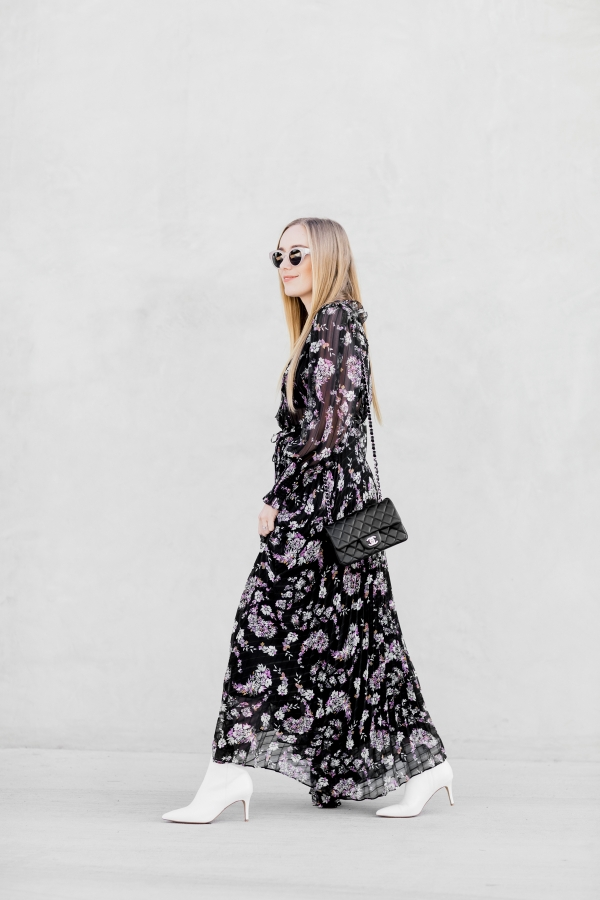 eatsleepwear, Kimberly Lapides, outfit, rebecca taylor, nordstrom, elizabeth and james, chanel