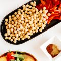 eatsleepwear, Kimberly Lapides, home, recipe, food, kitchenaid, blender, roasted, red pepper, hummus