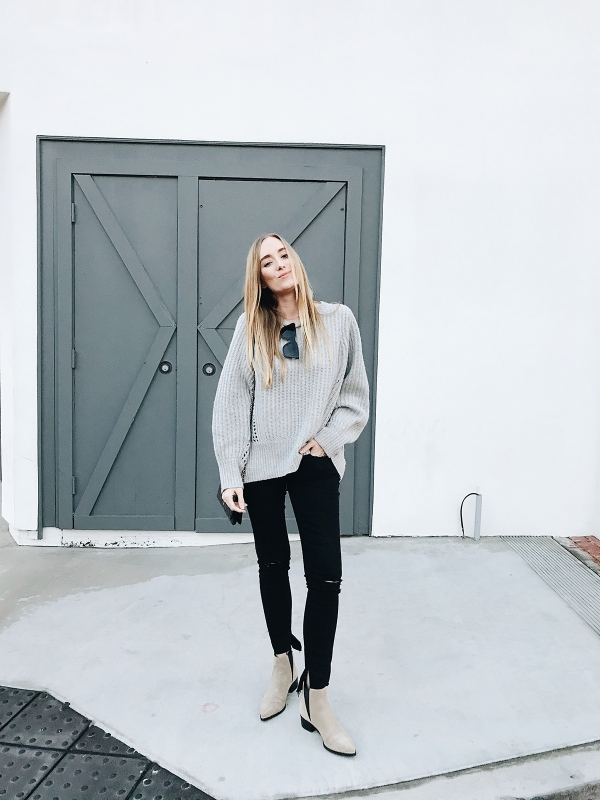eatsleepwear, kimberly lapides, outfit, instagram, rag and bone, frame, marc fisher