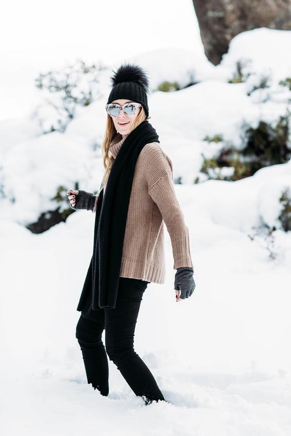 eatsleepwear, big bear, kimberly lapides, sweaters, jackets, coats, snow, weekend