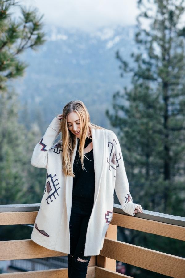 eatsleepwear, Kimberly Lapides, OUTFIT, 360 Cashmere, frame, Ugg, LNA, Big Bear