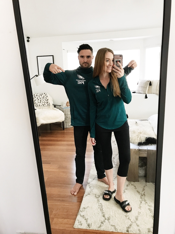 eatsleepwear, philadelphia eagles, super bowl, football
