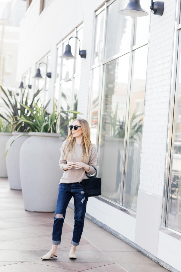 eatsleepwear, Kimberly Lapides, OUTFIT, AG jeans, quay, jenni kayne, simon miller