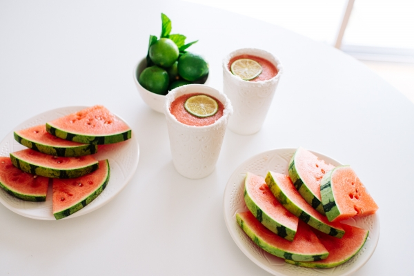 eatsleepwear, Kimberly Lapides, FOOD, Cocktail, Recipe, Watermelon Margarita, Mocktail