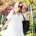 eatsleepwear, Kimberly Lapides, OUTFIT, Velvet, Elizabeth and James, Quay, Marc Fisher Ltd