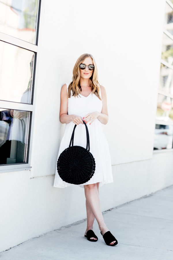 eatsleepwear, Kimberly Lapides, OUTFIT, Hatch, Topshop, Clergerie, rayban