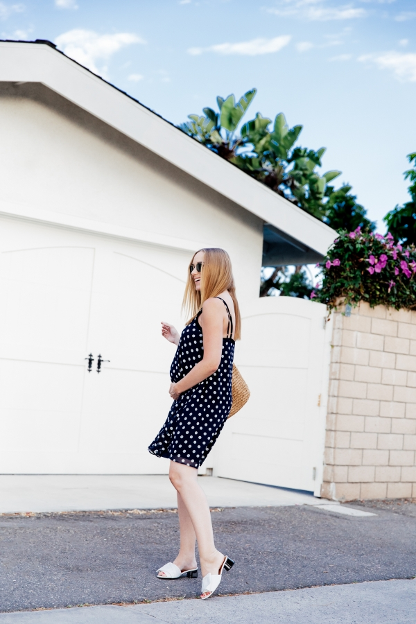 eatsleepwear, Kimberly Lapides, OUTFIT, ShowMeYourMumu, rayban, fallon and royce, clergerie, pregnancy, style the bump