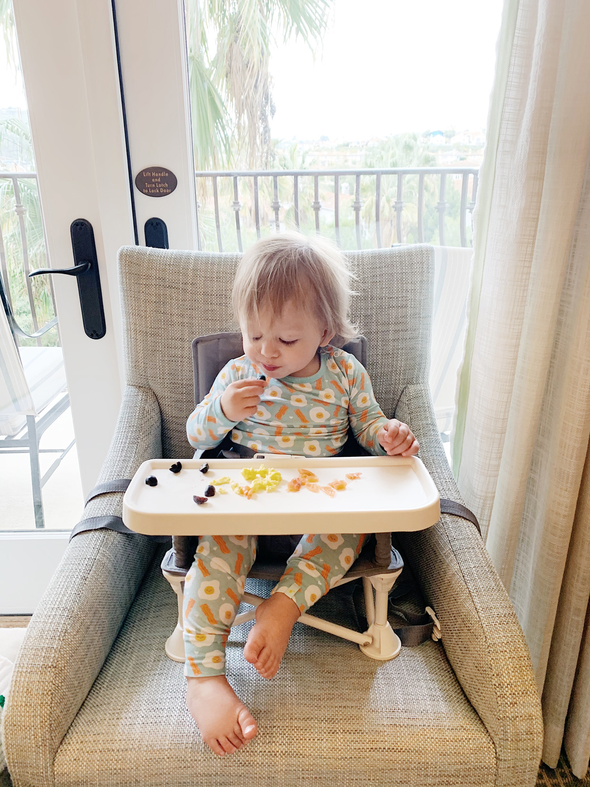 Toddler Feeding Essentials: 18 months featuring travel hiccapop omniboost travel booster seat with tray highchair for eatsleepwear kimberly lapides